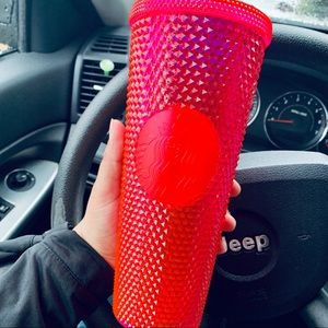 STARBUCKS 2019 HOLIDAY Iridescent Cold Cup, 24 oz.